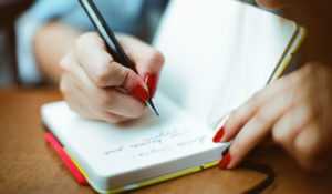 Art of journalling